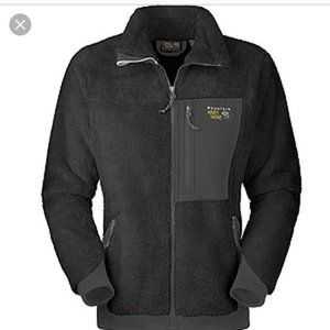 Mountain Hardwear Monkey Jacket - Black (Medium)